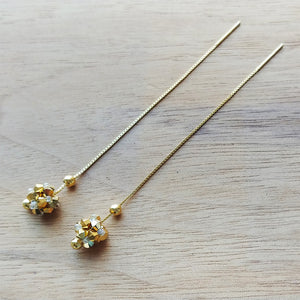 Make A Wish Swarovski® Crystals Earrings