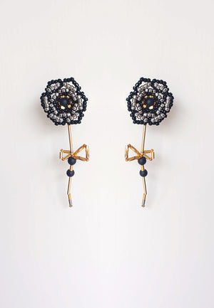 Blooms Flower Earrings