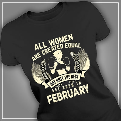 Best women are born in February