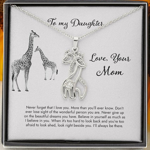 To My Daughter v3 Necklace