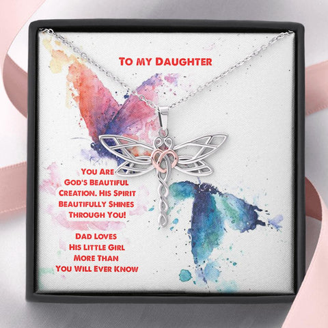 To My Daughter From Dad