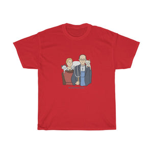 My kids have paws - Unisex Heavy Cotton Tee - CA