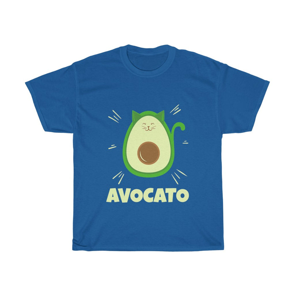 Avocato - Unisex Heavy Cotton Tee - AU