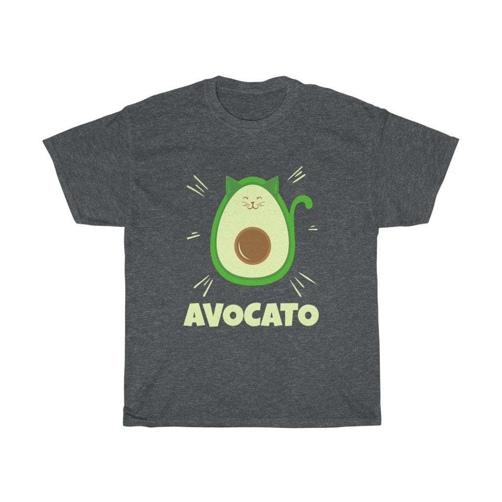 Avocato - Unisex Heavy Cotton Tee - UK