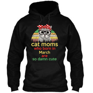 Cat moms who born in March