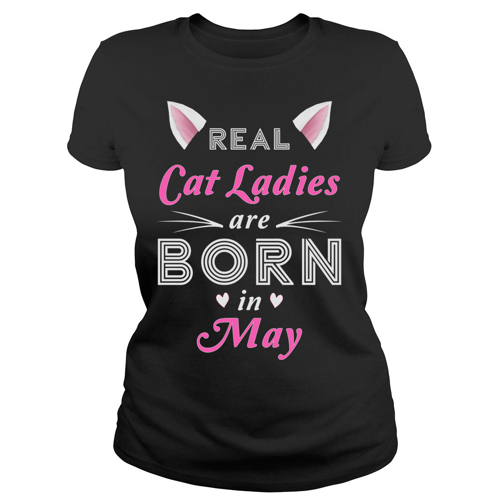 Real cat ladies are born in May