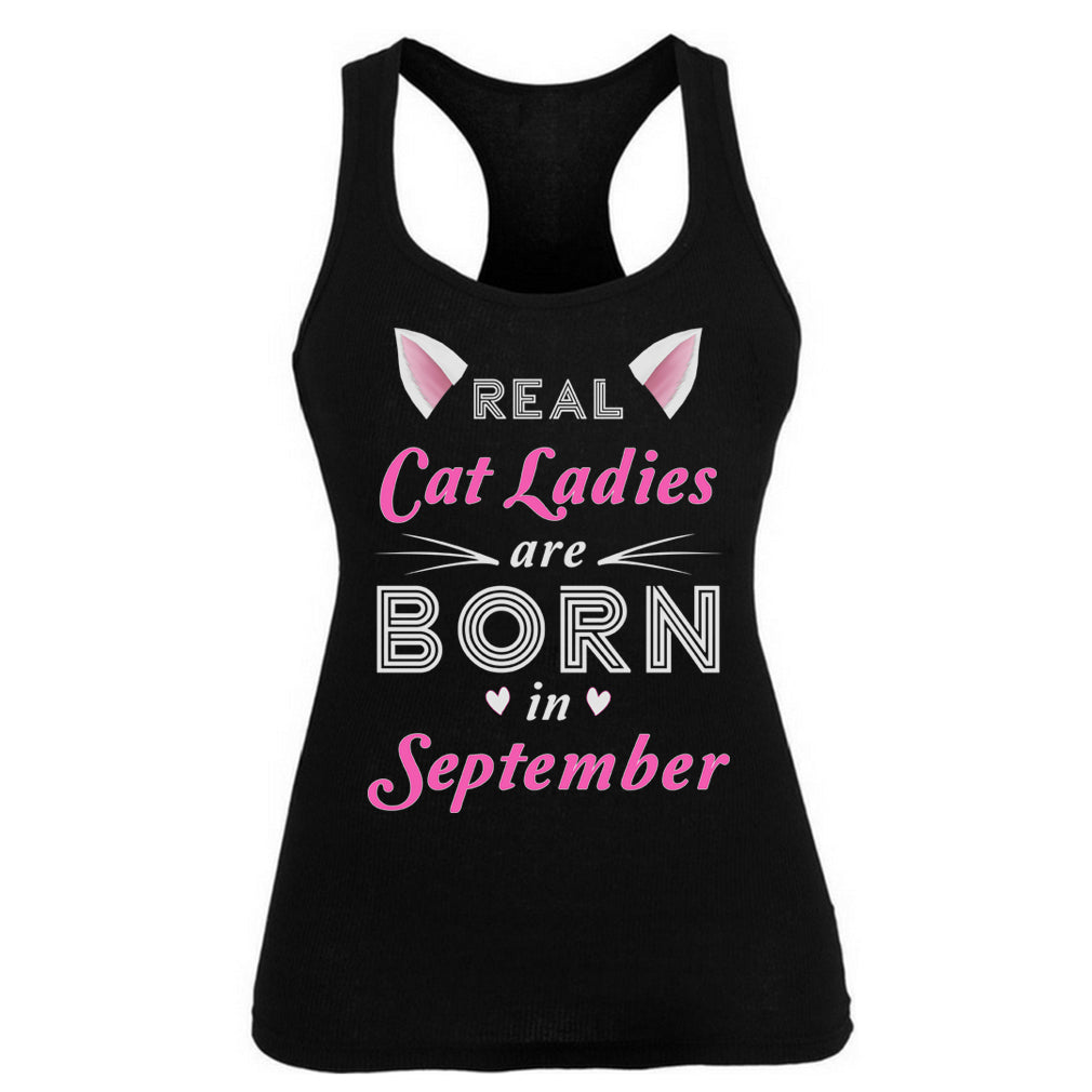 Real Cat Ladies are born in September