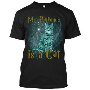 My Patronus is cat
