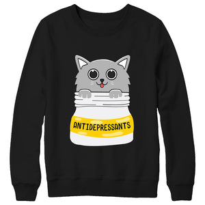 Antidepressant cat