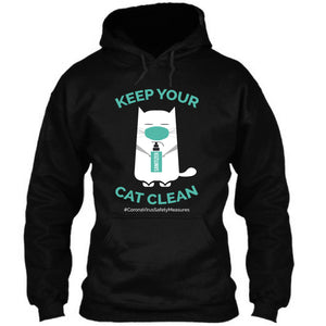 Keep your cat clean