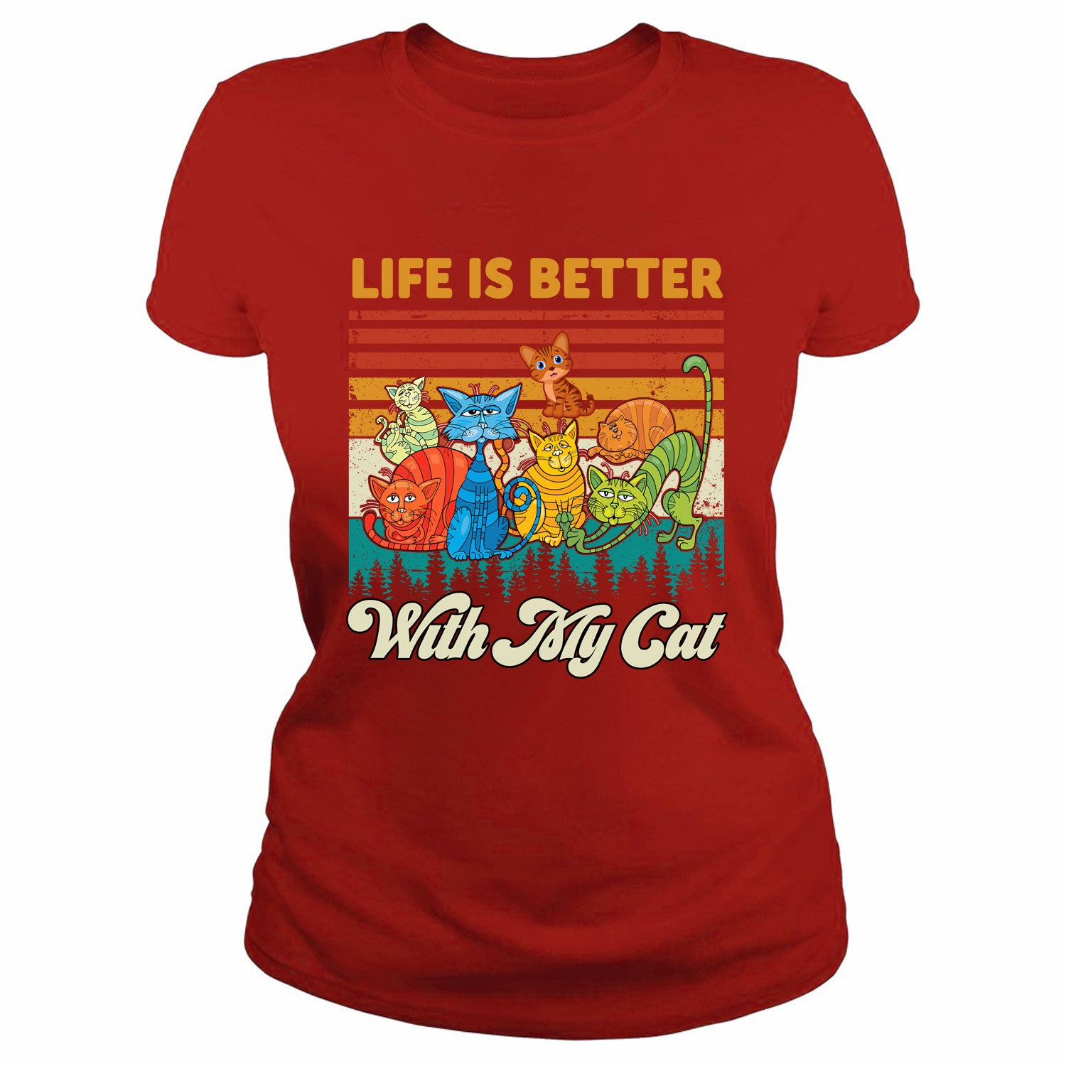 Life is better with my cat