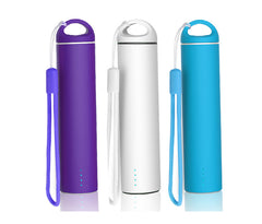 3-Pack Mobile Power Charger 2600mAh External Battery Power Bank