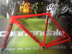 2017 CAAD12 FRAMESET - RED