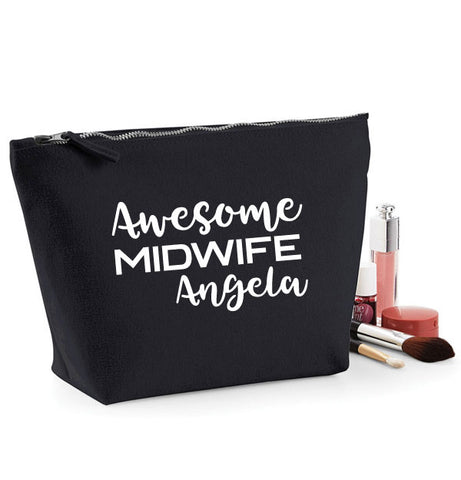 Awesome Midwife MakeUp Bag