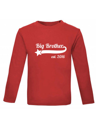 Big Brother Long Sleeved T-Shirt
