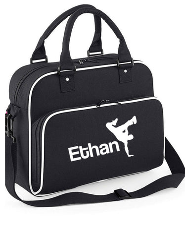 Boys' Personalised Dance Bag