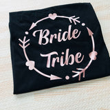 Bride Tribe Hen Party T Shirt