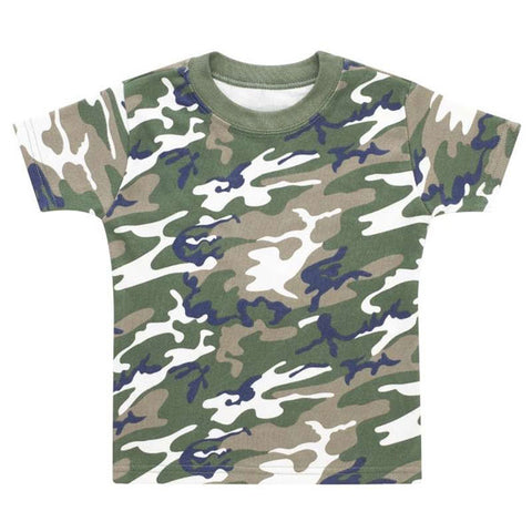 Camouflage Kids' T-Shirt