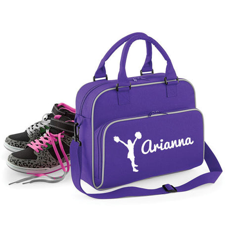 Personalised Cheerleader Kit Bag