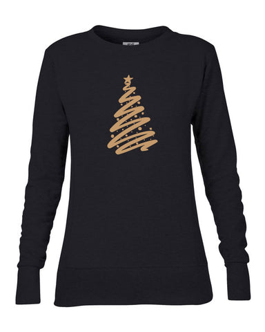 Christmas Tree Ladies' Xmas Sweater