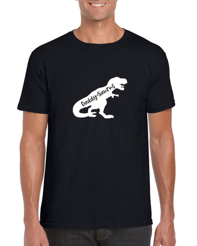 Daddy-saurus Men's T Shirt