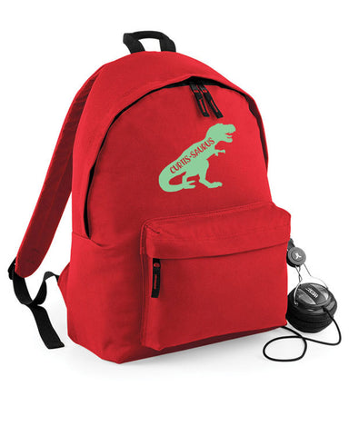 Dinosaur Personalised Backpack