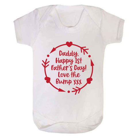 First Father's Day from Bump Baby Grow