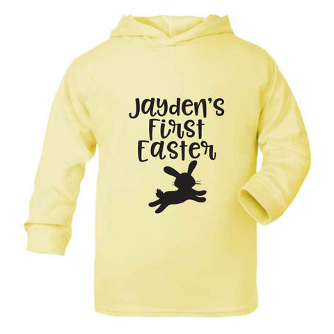 Personalised First Easter Hoodie T-Shirt