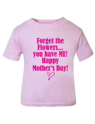 Funny Mother's Day Baby T-Shirt