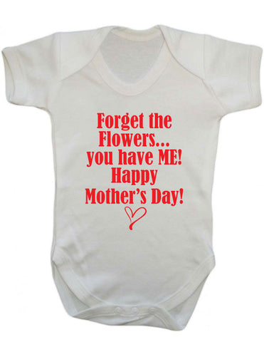 Mother's Day Baby Bodysuit
