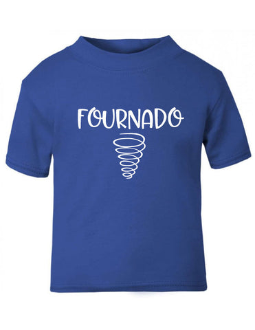 Fournado 4 Year Old Funny T-Shirt