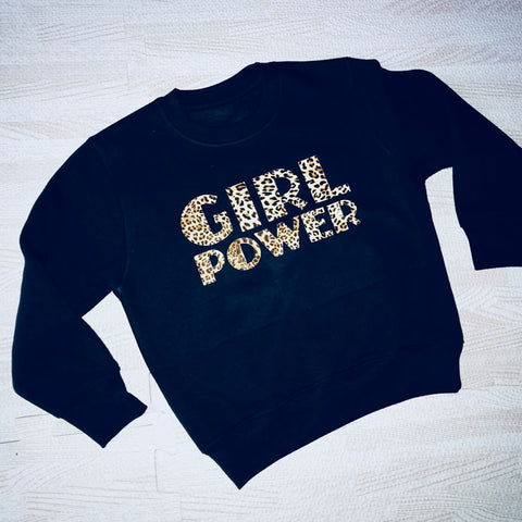 Girl Power Kids' Sweatshirt