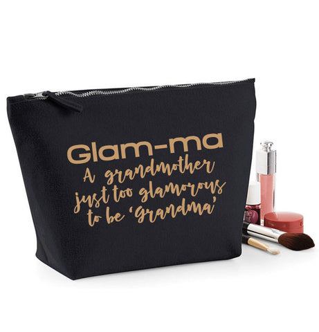 Glam-ma Make Up Bag