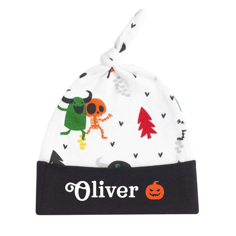 Personalised Baby Halloween Hat