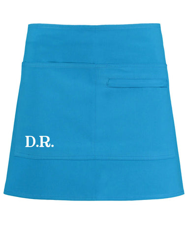 Personalised Initials Waist Apron