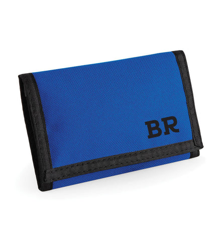 Personalised Initials Kids' Wallet