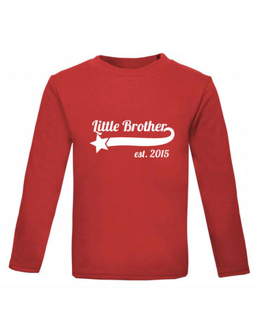 Little Brother Long Sleeved T-Shirt