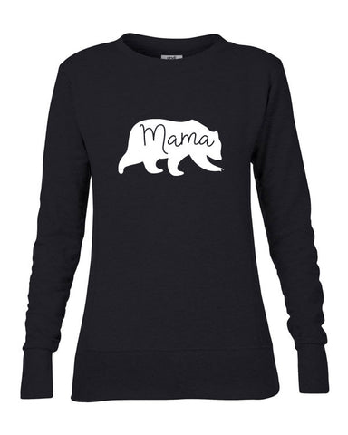 Mama Bear Ladies' Sweatshirt