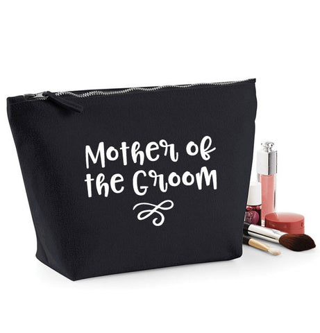 Mother of the Groom Make Up Bag