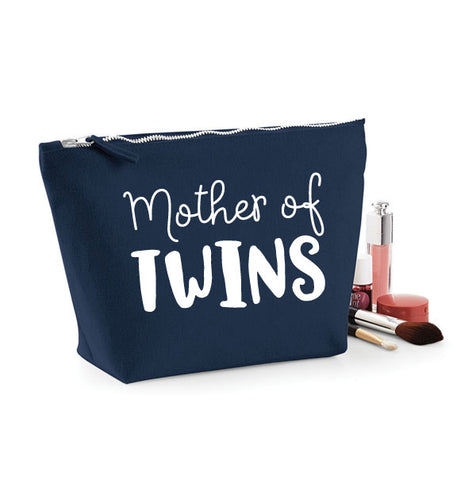Mother of Twins Make Up Bag