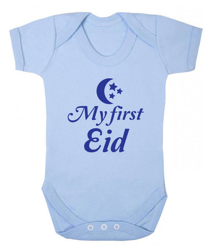 My First Eid Babygrow