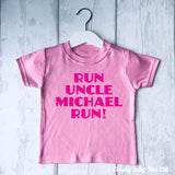 Personalised Fun Run Supporter T Shirt