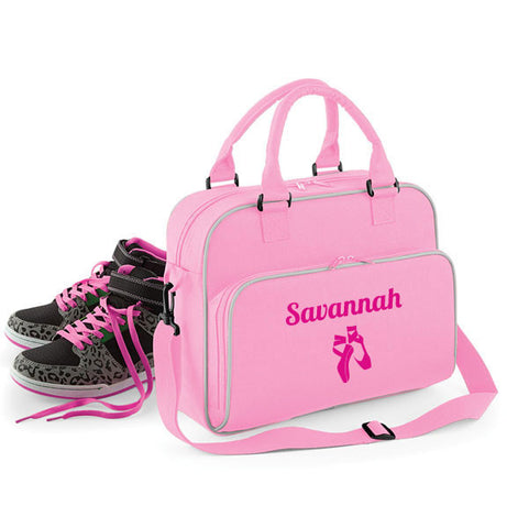 Personalised Ballet Kit Dance Bag