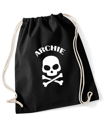 Personalised Pirate PE Bag