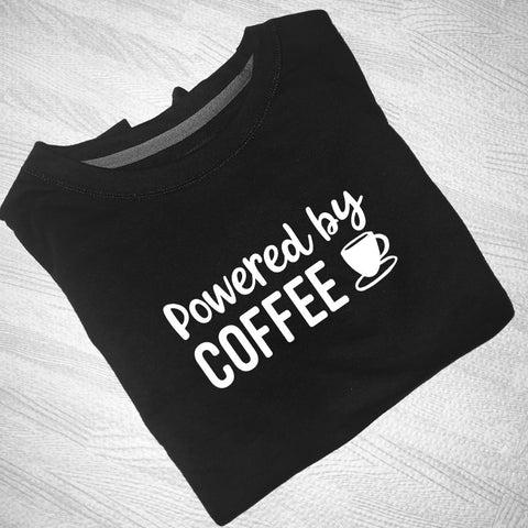 Powered by Coffee Women's Sweatshirt