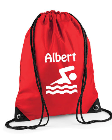 Customised Swimming Bag