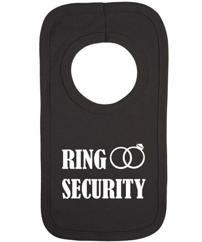 Ring Security Baby Bib