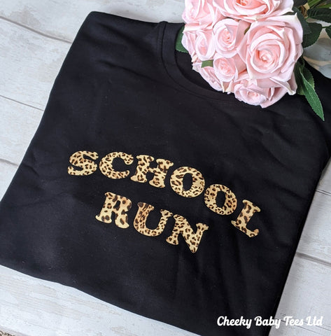 School Run Women's Sweatshirt