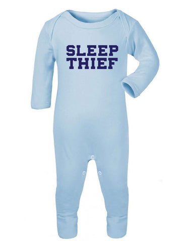 Sleep Thief Baby Sleepsuit