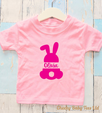 Split Name Bunny T-Shirt